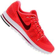 Tênis Nike Air Zoom Vomero 12 - Feminino - Coral