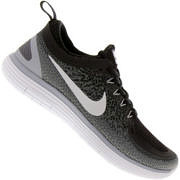 Tênis Nike Free RN Distance 2 - Masculino - PRETO/CINZA