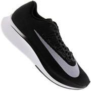 Tênis Nike Zoom Fly - Feminino - PRETO/BRANCO