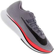 Tênis Nike Zoom Fly - Feminino - ROXO/PRETO