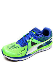 Tênis Puma Speed 600 Ignite Verde/Azul