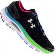 Tênis Under Armour SpeedForm® Gemini 2 - Feminino - PRETO