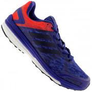 Tênis adidas Supernova Sequence Boost 9 - Masculino - AZUL ESCURO