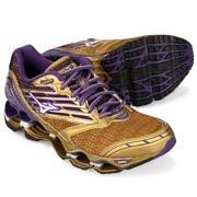 Tênis Mizuno Wave Prophecy 5 Golden Runners