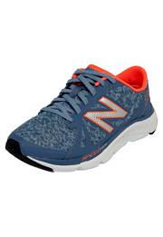 Tênis New Balance 690 V4 Cinza/Coral