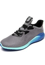 Tênis adidas Alphabounce 1 m Cinza/Azul