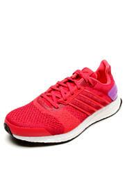 Tênis adidas Ultra Boost Vermelho/Roxo