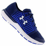 Tênis Under Armour SpeedForm Gemini 3 - Masculino - AZUL/AZUL ESC