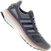 Tênis adidas Energy Boost 3 - Feminino - CINZA