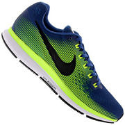 Tênis Nike Air Zoom Pegasus 34 - Masculino - Azul/Verde