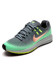 Tênis Nike W Air Zoom Pegasus 33 Shield Cinza/Verde