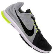 Tênis Nike Zoom Streak LT 3 - Masculino - CINZA CLA/CINZA ESC