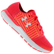 Tênis Under Armour SpeedForm Gemini 3 - Feminino - ROSA ESCURO