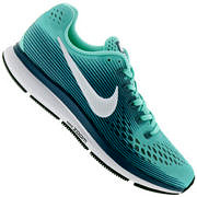 Tênis Nike Air Zoom Pegasus 34 - Feminino - VERDE CLA/AZUL CLA