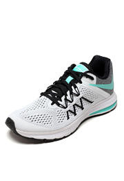 Tênis Nike Zoom Winflo 3 Branco/Preto/Verde