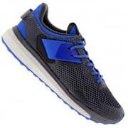 Tênis adidas Response Boost 3 - Masculino - CINZA ESC/AZUL