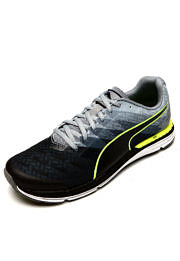 Tênis Puma Speed 300 Ignite Preto/Cinza