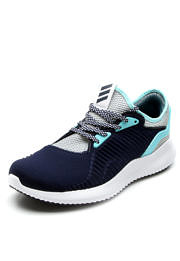 Tênis adidas Performance Alphabounce Lux Cinza/Azul-marinho
