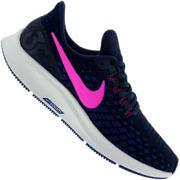 Tênis Nike Air Zoom Pegasus 35 - Feminino - AZUL ESC/ROSA