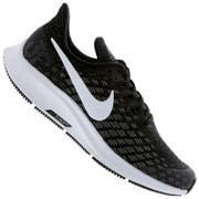 Tênis Nike Air Zoom Pegasus 35 - Infantil - PRETO/BRANCO
