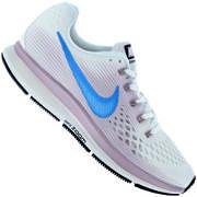 Tênis Nike Air Zoom Pegasus 34 - Feminino - BRANCO/AZUL