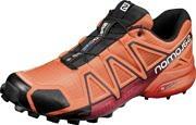 Tênis Salomon Speedcross 4 M Laranja/Vermelho
