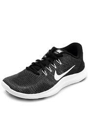 Tênis Nike Flex 2018 RN Preto/Branco