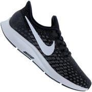 Tênis Nike Air Zoom Pegasus 35 - Feminino - PRETO/BRANCO