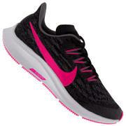 Tênis Nike Air Zoom Pegasus 36 GS - Infantil - PRETO/ROSA