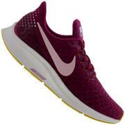 Tênis Nike Air Zoom Pegasus 35 - Feminino - ROSA ESCURO