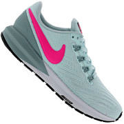 Tênis Nike Air Zoom Structure 22 - Feminino - AZUL CLA/ROSA