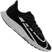 Tênis Nike Zoom Rival Fly - Masculino - PRETO/BRANCO